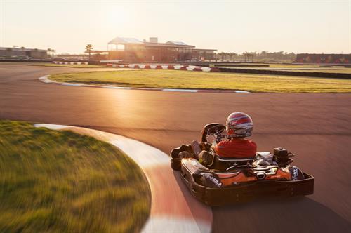 Go-Karting at NOLA Motorsports