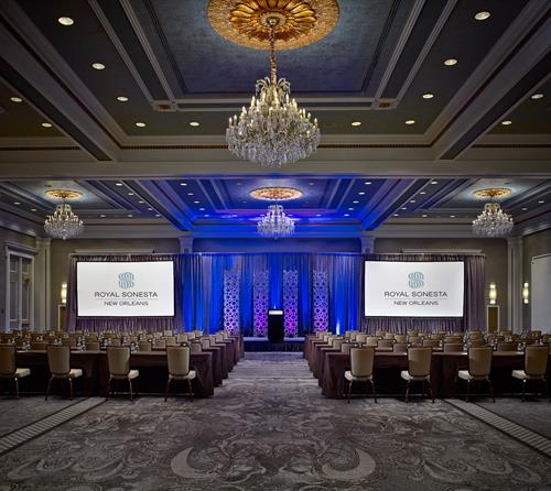 Experience bliss in our newly renovated Grand Ballroom