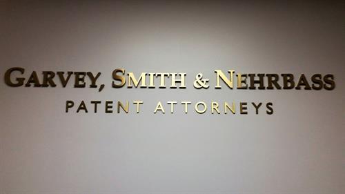 GARVEY, SMITH & NEHRBASS, PATENT ATTORNEYS, L.L.C.
