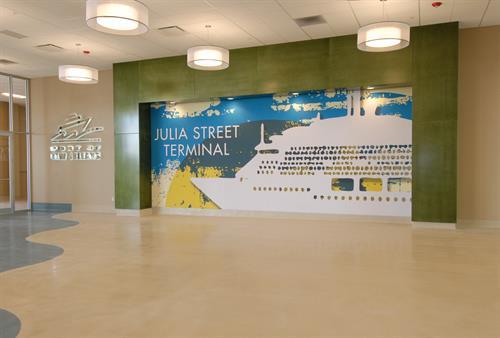 Julia Street Cruise Terminal