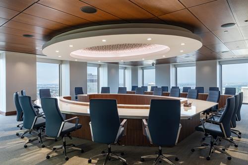 Hancock Whitney Center - Board Room