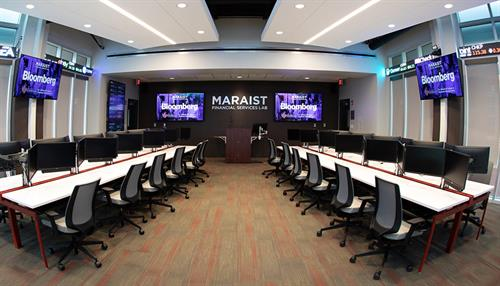 Maraist Financial Lab - University of Louisiana Lafayette