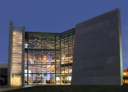 The National WWII Museum, U.S. Freedom Pavilion - The Boeing Center