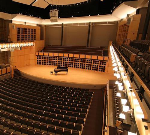 Goshen College Music Center, Goshen, IL
