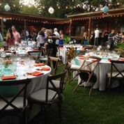 Garden Event at Hotel Storyville