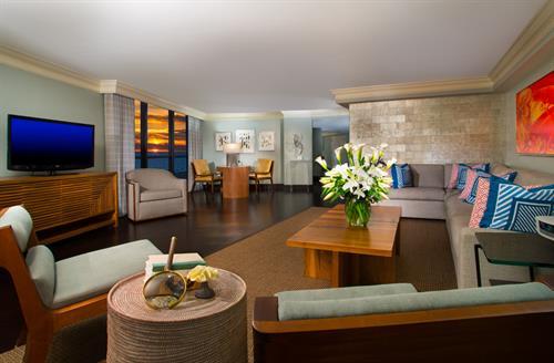 Elegant Presidential Suite