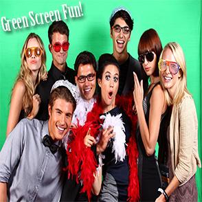 Green Screen Photography