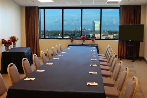 Crescent City Boardroom