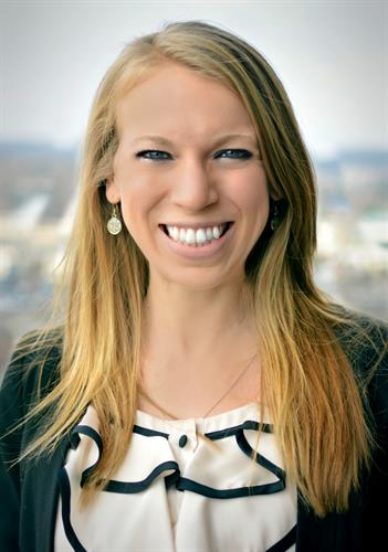 Whitney Townsend, Associate Financial Advisor