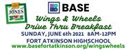 BASE Wings & Wheels Fly-In Breakfast