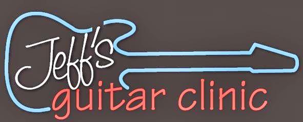 Jeff's Guitar Clinic