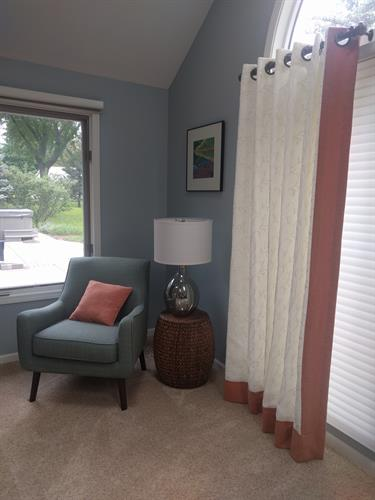 Palmyra Master Bedroom Makeover