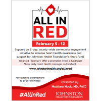 All in Red Campaign