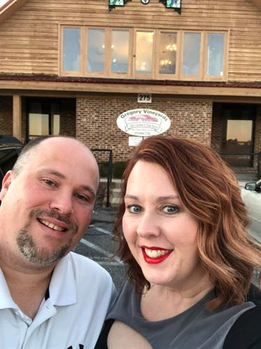 Owners, Randy and Shanna Capps