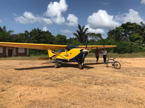 AWA pathfinder plane