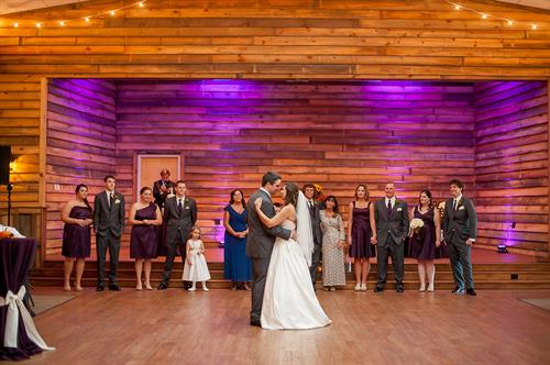 First Dance at The Farm at 95