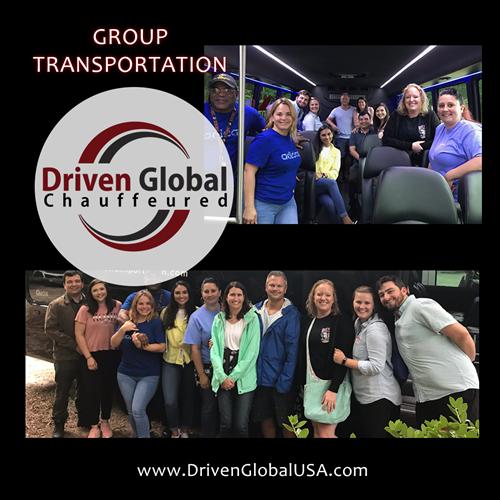 Group Event Transportation