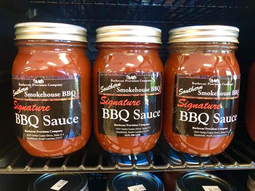 Try our Southern Smokehouse Signature BBQ Sauce