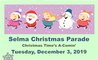 Selma Christmas Parade and Tree Lighting