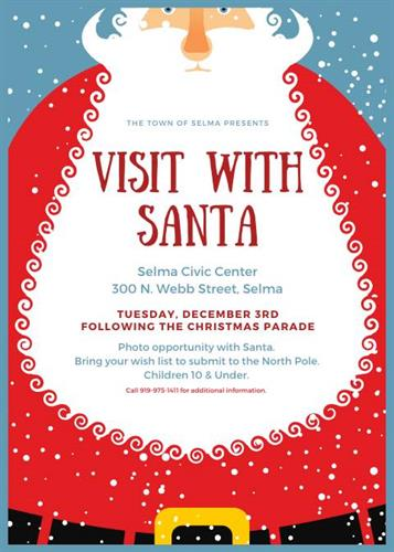 Selma Christmas Parade 2020 Selma Christmas Parade and Tree Lighting   Dec 1, 2020   Triangle