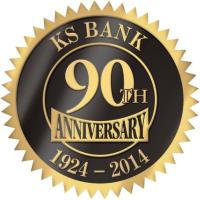 KS Bank Celebrates 90th Anniversary  1924 - 2014