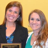 The 21st annual Flame For Learning Award - honoring Johnston County's top teachers