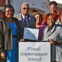 Chamber names Johnston-Lee-Harnett Community Action a Visual Improvement Award winner