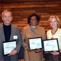 Chamber names three life members at 45th annual meeting