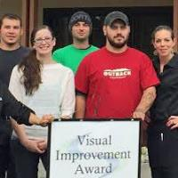 Outback Steakhouse receives Visual Improvement Award