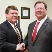 Ross Renfrow named new Johnston County School Superintendent