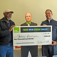 Local resident receives H&R Block Sweepstakes Award