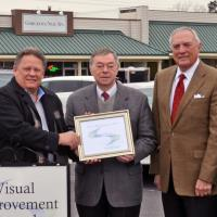 Market Plaza receives Visual Improvement Award