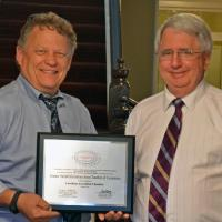 S-S Chamber receives accreditation from Carolinas Chamber Association