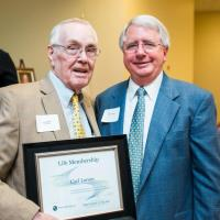 Smithfield-Selma Chamber honors distinguished citizens at Annual Meeting