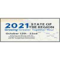 Triangle East Chamber Presents 2021 State of the Region Event