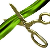 Ribbon Cutting - Shops of Mustang Station