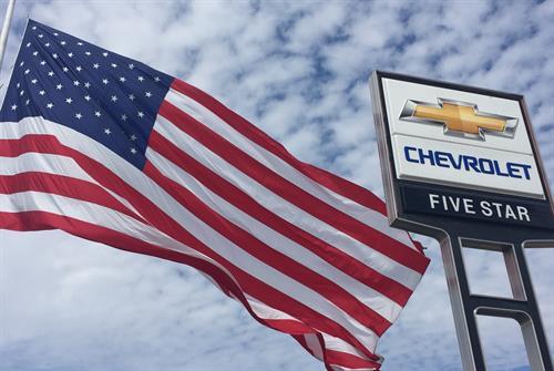 Five Star Chevrolet >> Five Star Chevrolet Auto Dealerships Auto Repairs Parts
