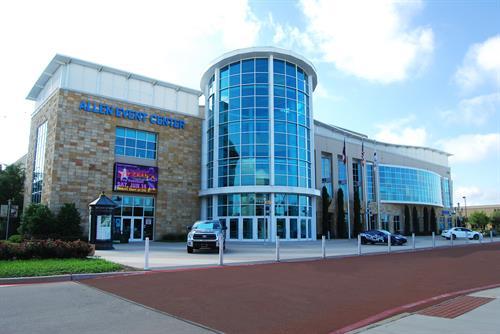 Allen Event Center, Allen, TX