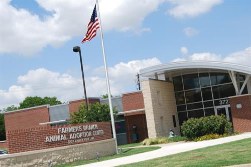 Farmers Branch Animal Adoption Center, Farmers Branch, TX