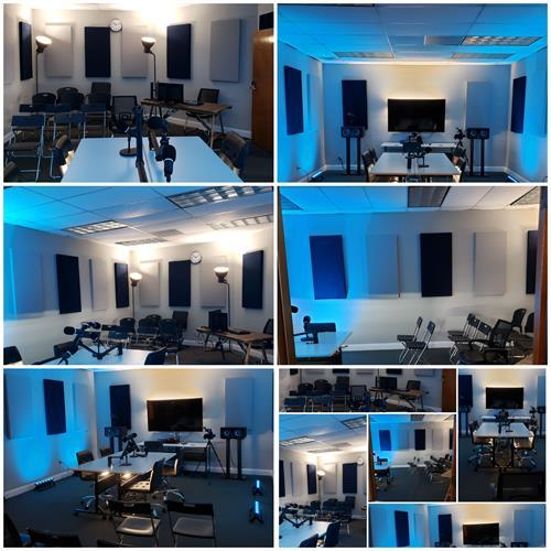 Podcast Studio C