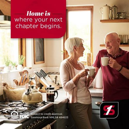 Home is where your next chapter begins!
