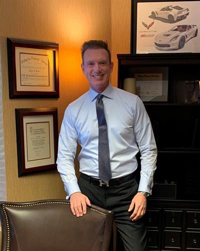 Byron Glover CPA ,CFP,  MBA