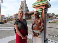Nadi Hindu Temple- Fiji