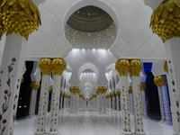 Sheikh Zahid Grand Mosque, Abu Dhabi, United Arab Emirates