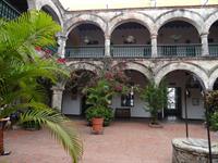 Santa Cruz Monastery, Cartagena, Colombia
