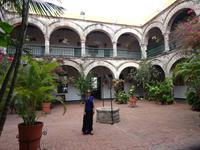 Santa Cruz Monastery atop La Popa Hill, Cartagena, Colombia