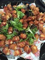 Bacon Wrapped Scallops...great for cocktail parties