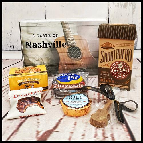 Taste of Nashville Gift Box