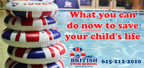 Is your child safe around the water?