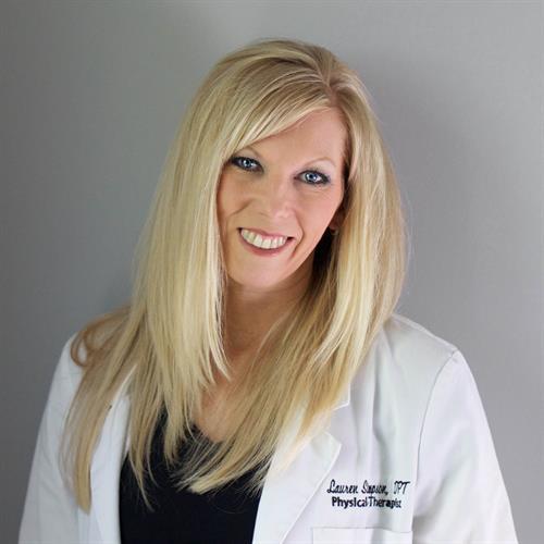 Dr. Lauren Simpson, PT, DPT